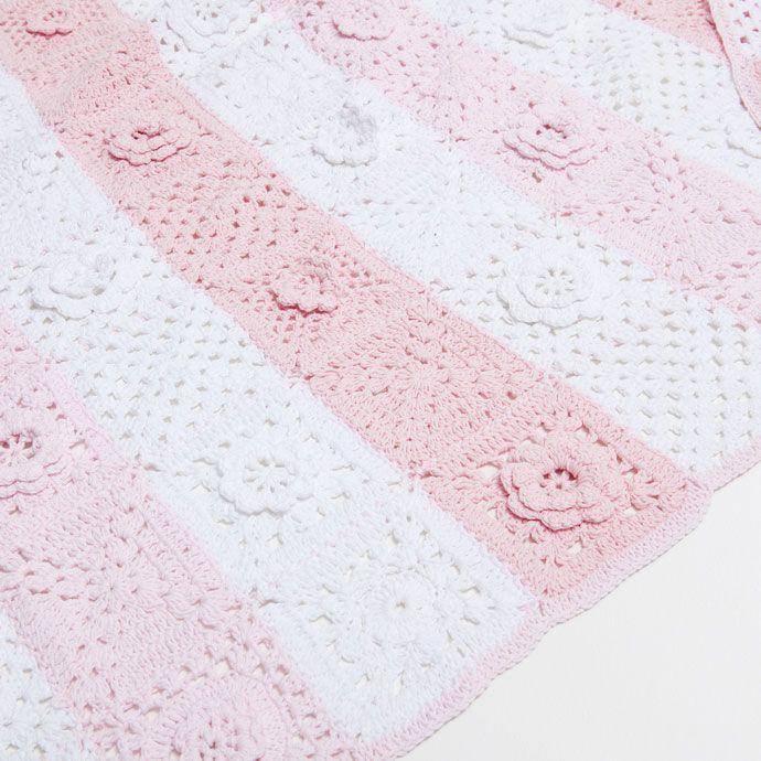 Kroşeli battaniye - Battaniyeler - Yatak Odası | Zara Home Turquia