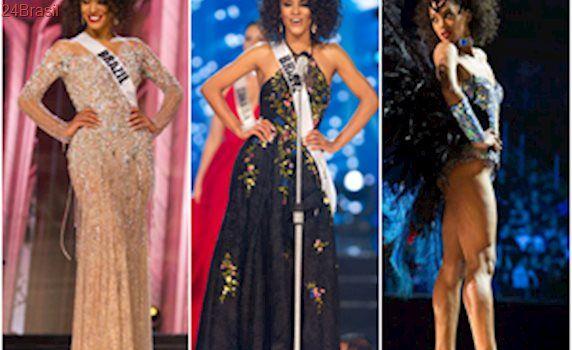 Brasileira Raissa Santana é uma das favoritas do título de 'Miss Universo'