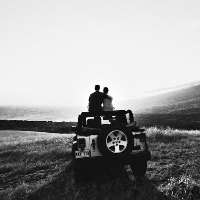 Jeeps = adventure!