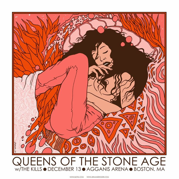 Queens-of-The-Stone-Age-Jermaine-Rogers-Poster-Boston