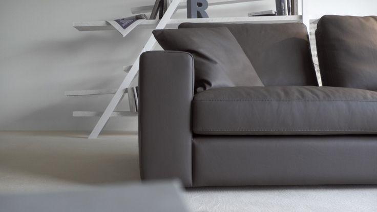 Dark side of the Moon  #sofa #moon #alberta #modern #internoitaliano #italian #furniture
