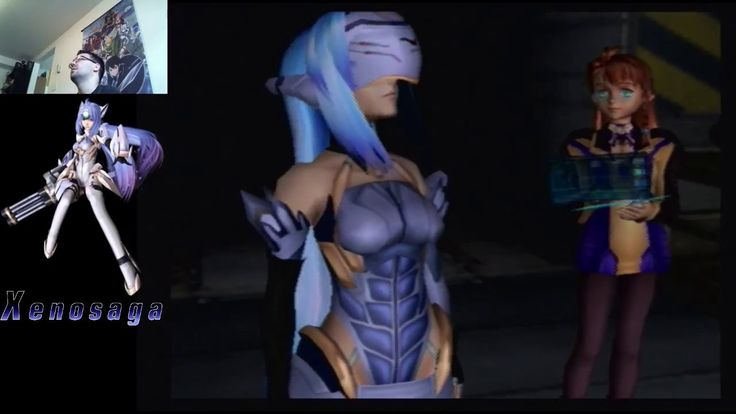 Lets fight the First Boss - Xenosaga (2)