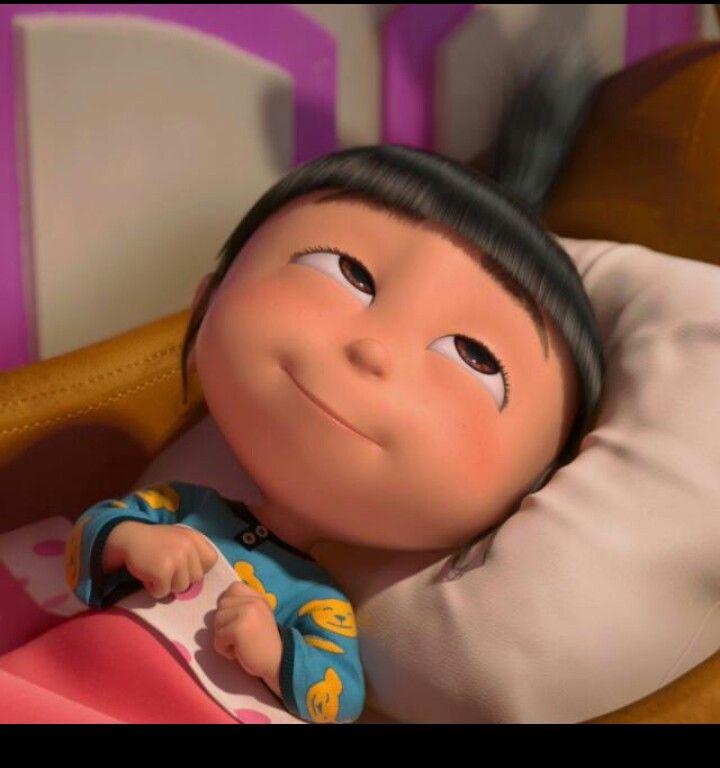 Agnes :* Despicable me !!