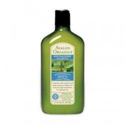 Avalon Peppermint Shampoo Organic - 11 ozs.