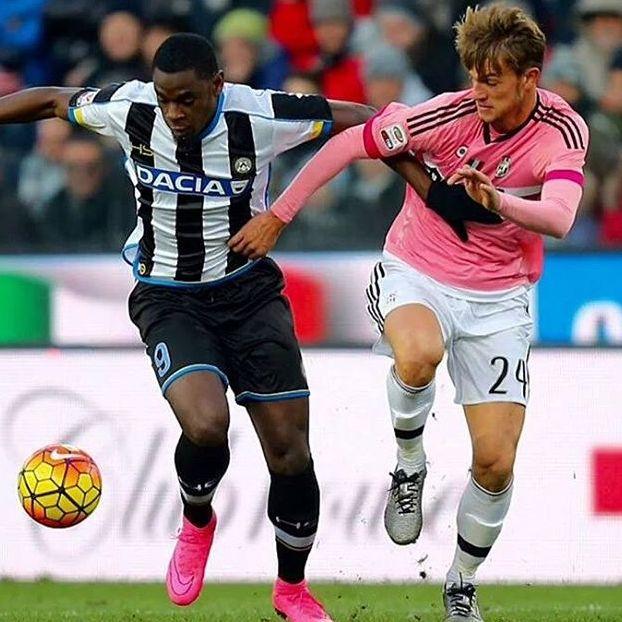 Duvan #Zapata contro Daniele #Rugani