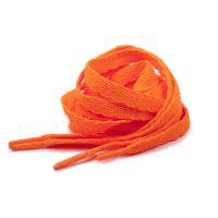 ColorMeSocks:Veters Fluor Oranje