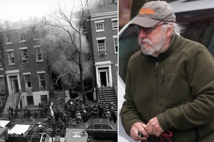 Weather Underground bomber unmasked — as city schoolteacher