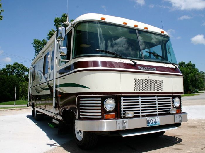 223 Best Images About Classic Motorhomes On Pinterest