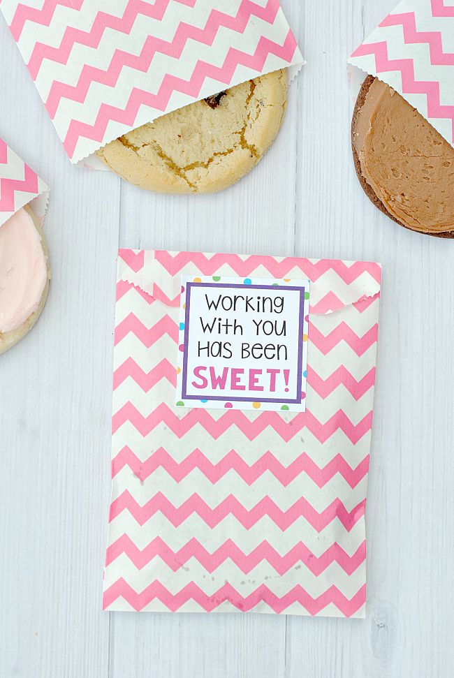 """Sweet"" Thank You Gift Idea - Fun-Squared"