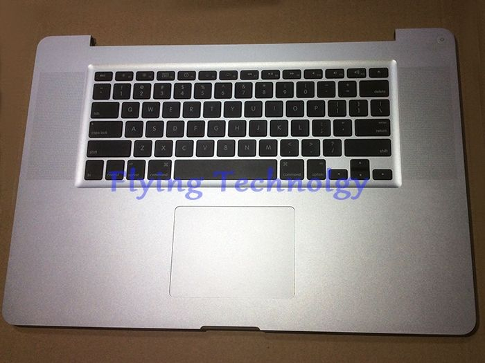 """(175.00$)  Watch here - http://aikji.worlditems.win/all/product.php?id=32232460982 - """"Top Case Palmrest US Keyboard For Macbook Pro 17"""""""" A1297 Unibody 2011"""""""