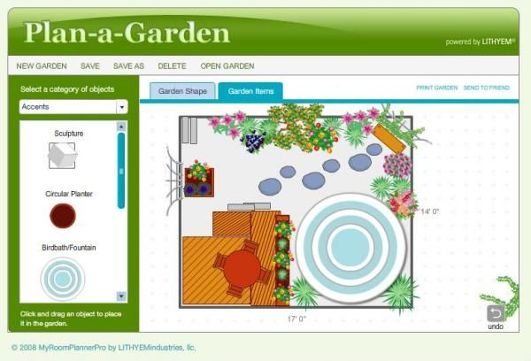 un programme planificateur de jardin en ligne et gratuit
