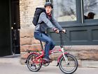 9 Speed Folding Bike 20 Inch Convenient Easy Fold for Commuting for Adults NEW1  Color - Red|Silver, Manufacturer - Folding Bike 20 Inch, UPC - 603305441563, ISBN - Does not apply, EAN - 0603305441563, MPN - Folding-Bike-20-Inch