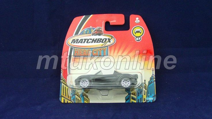 MATCHBOX 2003 LOTUS ELISE | 1/56 | CHINA | HERO CITY 67 | C1624