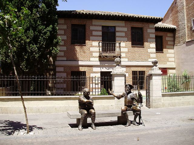 CASA NATAL DE CERVANTES by María Dolores2010