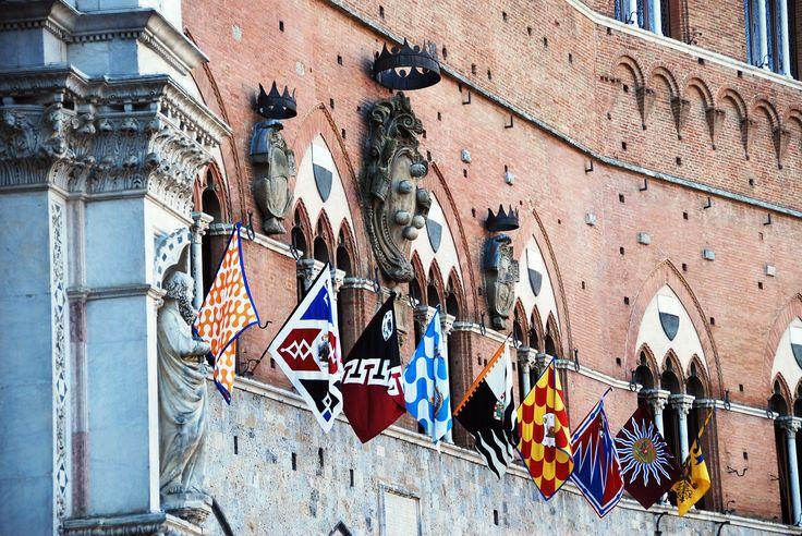 Siena, Palio of Siena #Siena #Palio# Italy #pickoftheday #amazingplaces