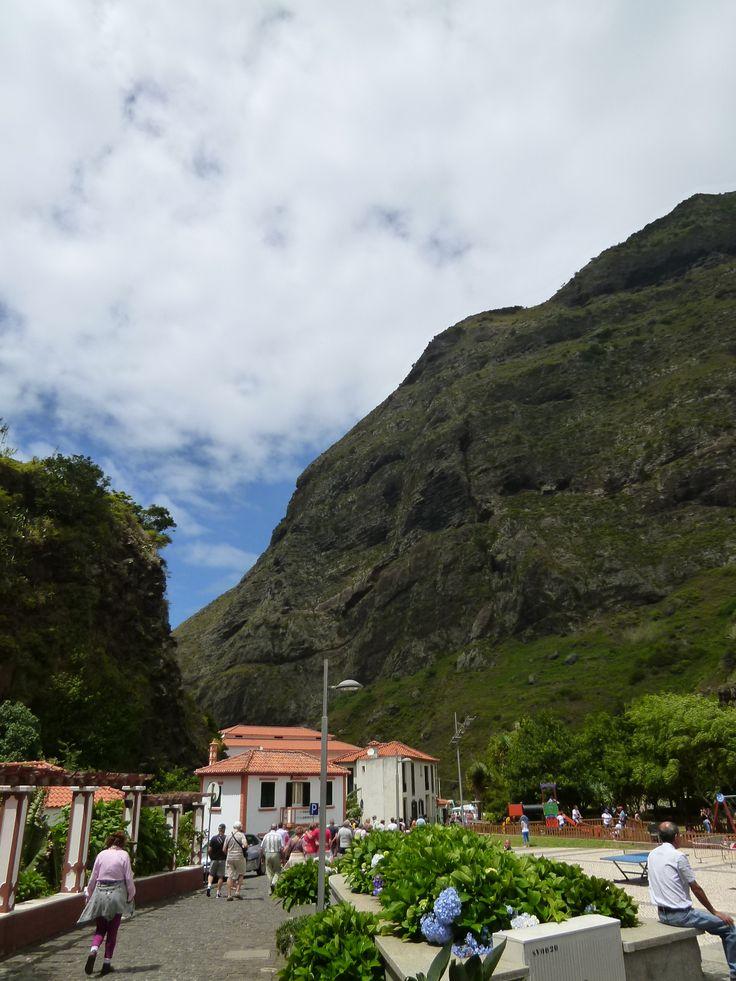 Sao Vicente, Madeira Portugal (Luglio)