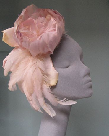 Jane Taylor Millinery | Bespoke, bridal and vintage hats | London jo at www.adorepurses.com