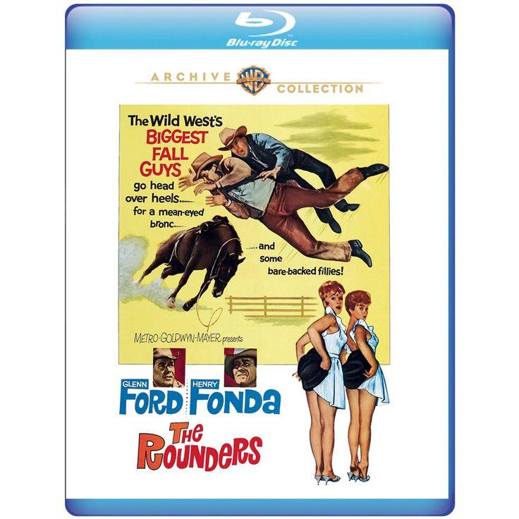 The Rounders - Blu-Ray (Warner Archive Region Free) Release Date: April 18, 2017 (Amazon U.S.)