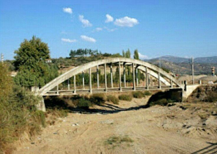 Bridge-Beydağı bridge-Pazaryeri  köprüsü