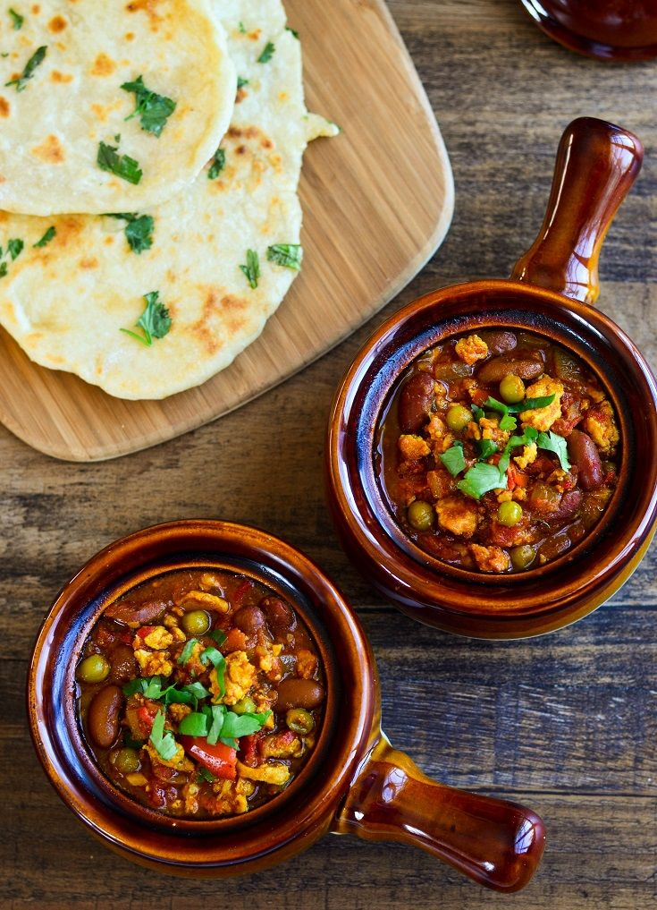 Shake up your usual chili routine with this easy Indian Spiced Turkey Chili.  O-M-G! - The Spice Kit Recipes