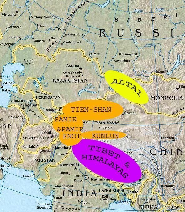 Central Asian Range 54