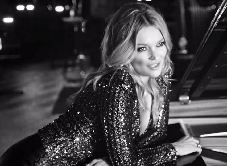 Кейт Мосс в клипе Элвиса Пресли - The Wonder of You