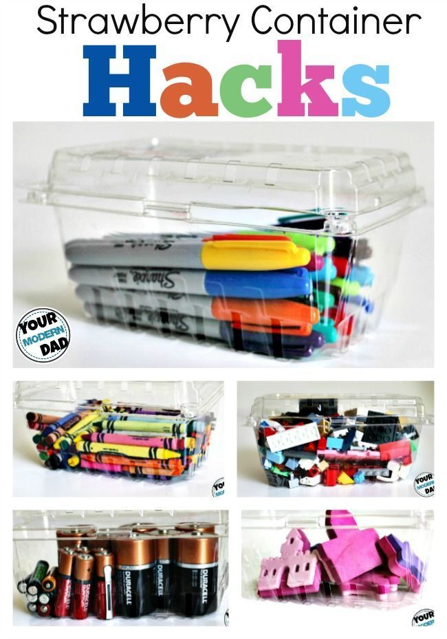 25 best ideas about reuse plastic containers on pinterest for Recycling organization ideas