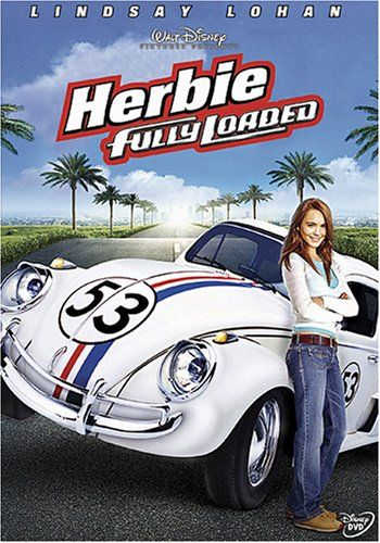 HERBIE FULLY LOADED (2005): Maggie Peyton, the new owner of Number 53 - the free-wheelin' Volkswagen bug with a mind of its own - puts the car through its paces on the road to becoming a NASCAR competitor.