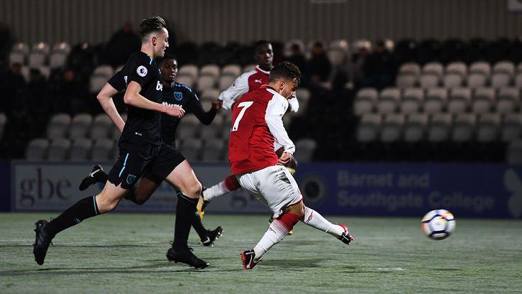 U-23s: Arsenal 3-0 West Ham - Report  ||  Vlad Dragomir hits a brace and Eddie Nketiah scores as we pick up three points at Meadow Park  https://www.arsenal.com/fixture/under-23/2017-Nov-24/under-23-3-0-west-ham-united-u23-match-report?utm_campaign=crowdfire&utm_content=crowdfire&utm_medium=social&utm_source=pinterest