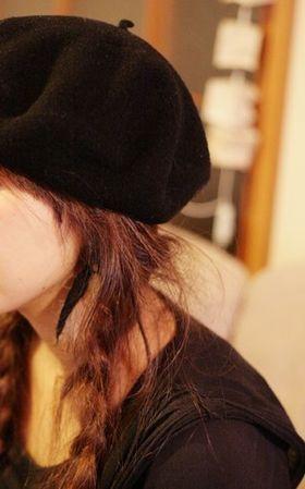 """秋冬マストアイテム・ベレー帽の """"髪型別"""" かわいい被り方【画像】 - NAVER まとめ"""