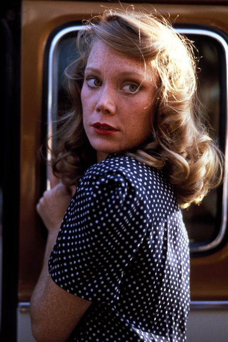 warnerarchive:  Sissy Spacek in Heart Beat (1980)