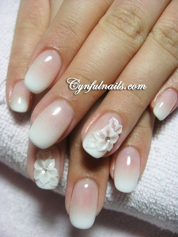 The 25 best airbrush nail art ideas on pinterest nail art kits airbrush nail art designs laterra poole 3d acrylic nailswedding prinsesfo Gallery