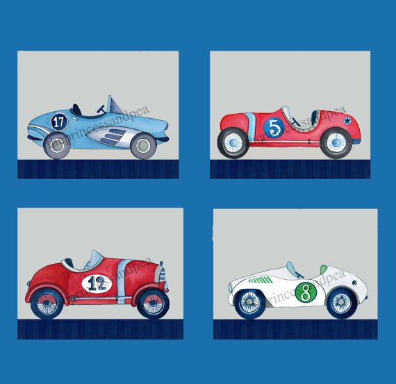 Car Nursery Wall Decor : Best race car nursery ideas on