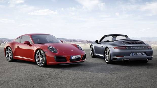 Porsche reveals changes to new 911 on sunday evening. Visit http://www.theglobeandmail.com/globe-drive/news/trans-canada-highway/porsche-reveals-changes-to-new-911/article26226848/ for more information.