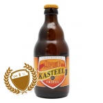 Kasteelbier Tripel 11% has a nice golden appearance with a fruity, yeasty aroma.  The taste is slightly bitter and a little sweet.