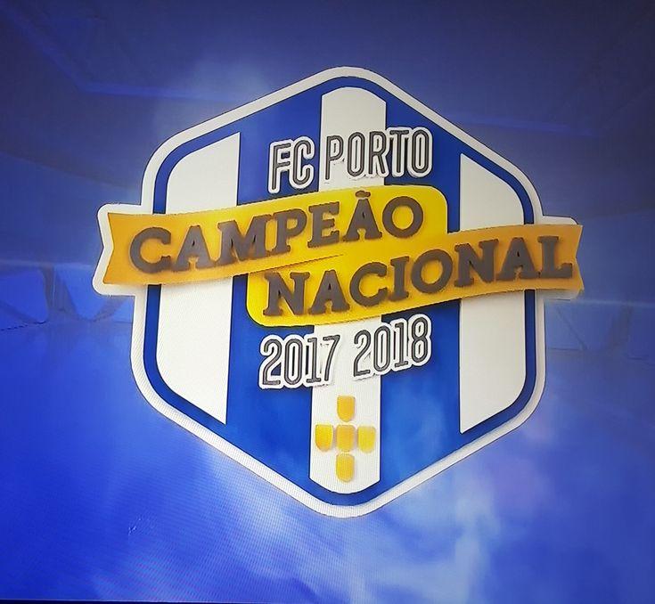 FC Porto Campeão 2017 2018