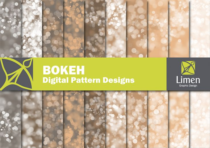 Do you like Bokeh pattern?You can buy this wonderful design and many more on my site.