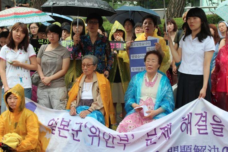 Comfort women: South Korea's survivors of Japanese brothels - http://www.warhistoryonline.com/war-articles/comfort-women-south-koreas-survivors-of-japanese-brothels.html