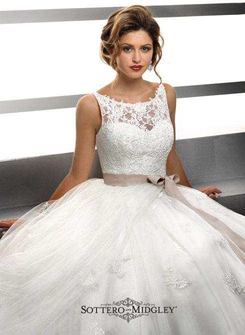 Sottero & Midgely Wedding Dress - GiGi Collection