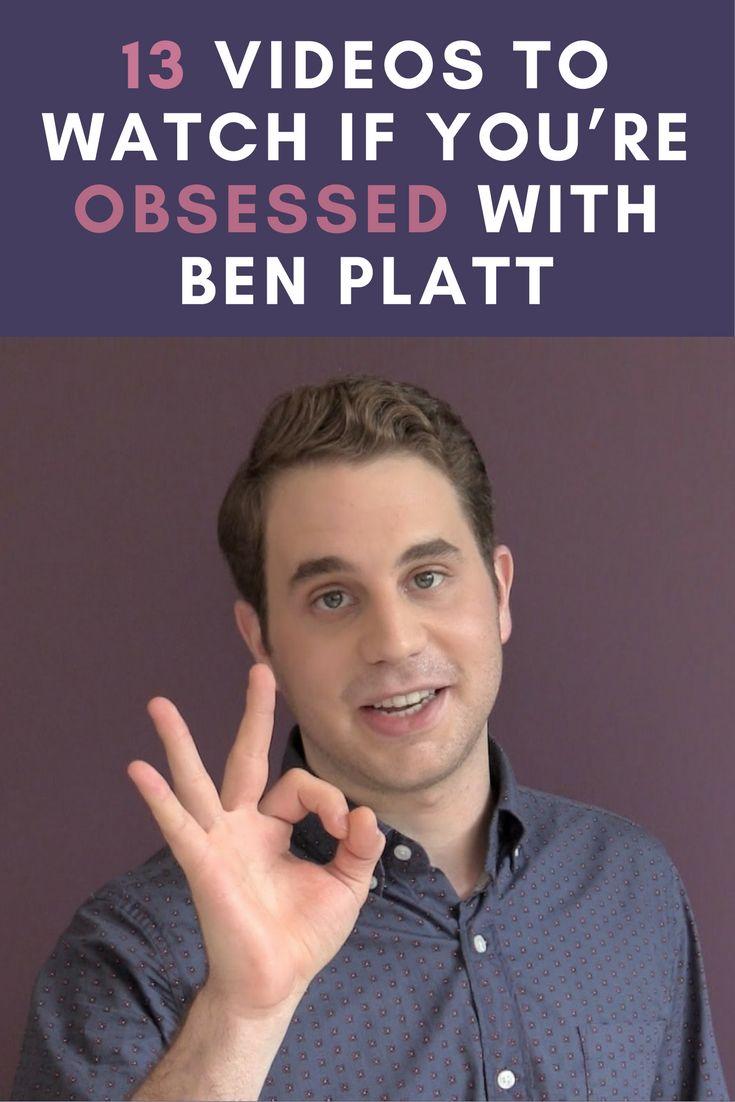 Get your Ben Platt fix!