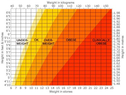 The 25+ best Weight for height charts ideas on Pinterest Baby - height weight chart