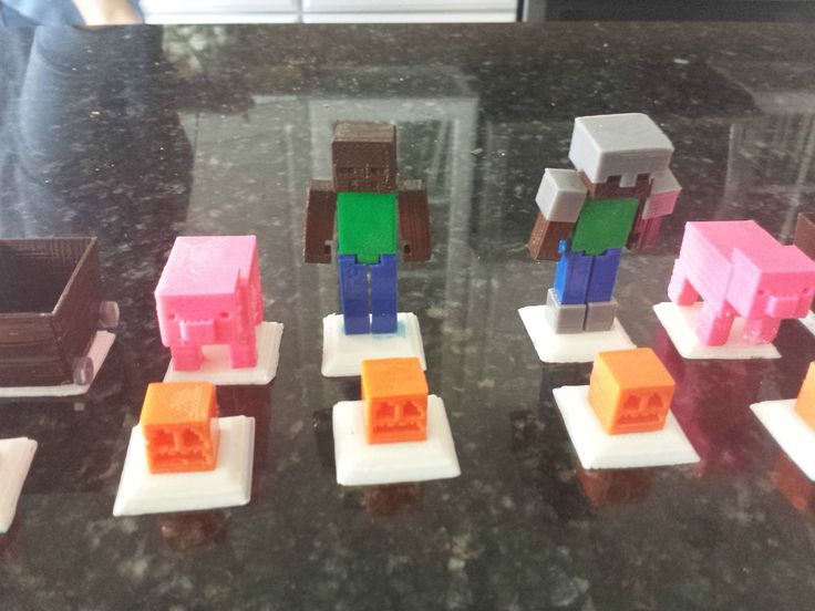 how to make chess pieces in minecraft