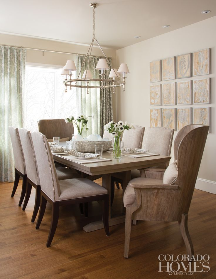 984 Best Dining Spaces Images On Pinterest  Dining Room Dining Amusing Hickory Dining Room Sets Decorating Inspiration