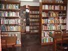 De charme van oude bibliotheken
