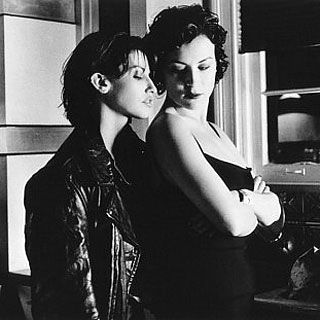 bound | Gina Gershon and Jennifer Tilly in Bound , a film which may have