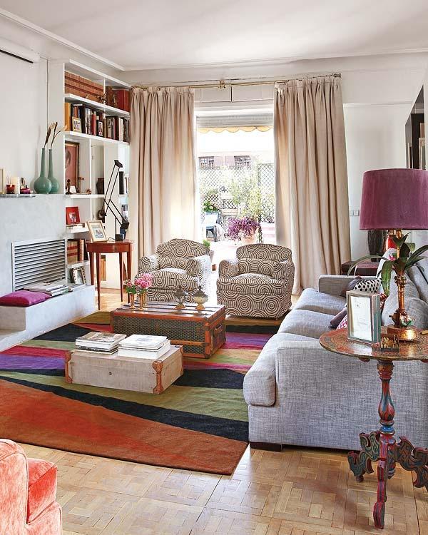 Perfect Une Maison Décorée Avec Des Coups De Coeur   Madrid · Dream BedroomHome  InteriorsRooms ... Part 28