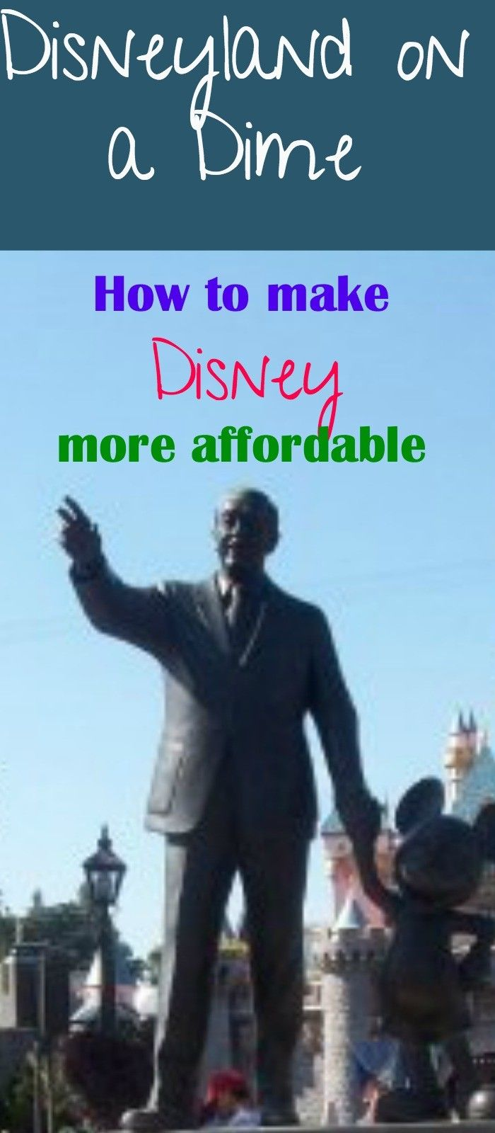 I love Disneyland - but it can be pricey! However, there are definitely ways to make it a lot cheaper. Here is the ultimate guide to making a  Disneyland vacation more affordable.