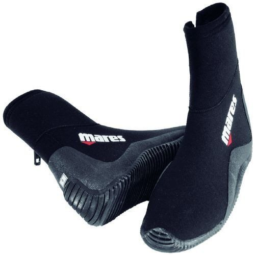 Mares Classic 3mm Dive Boot - http://scuba.megainfohouse.com/mares-classic-3mm-dive-boot/