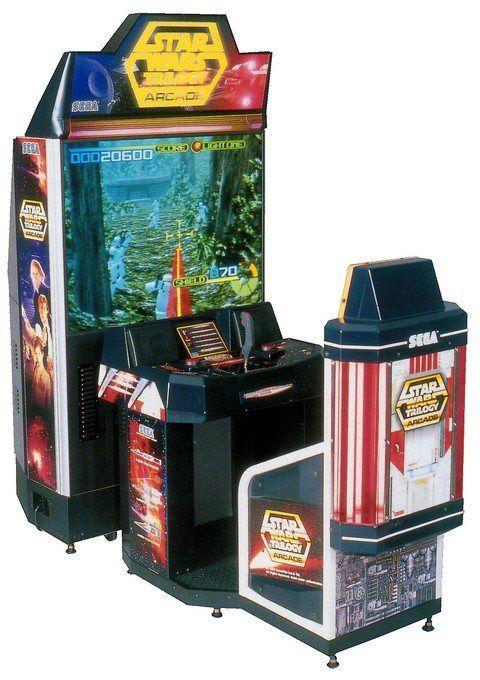 star wars trilogy arcade - Google Search   Arcade, Arcade ...