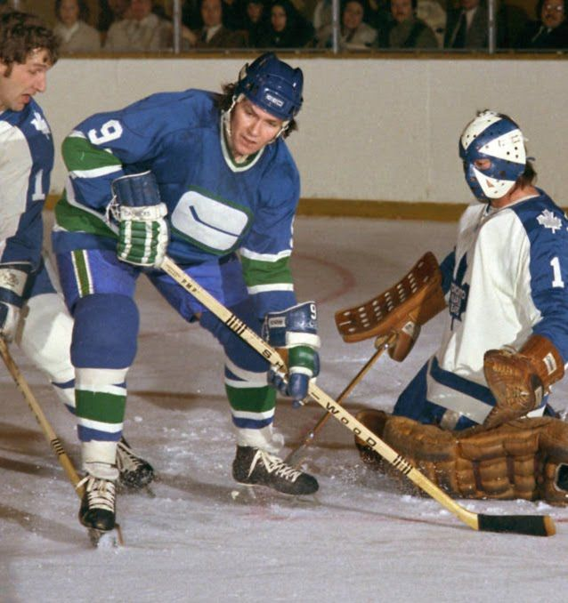 Don Lever vs. Dunc Wilson and the Toronto Maple Leafs (1974-75)